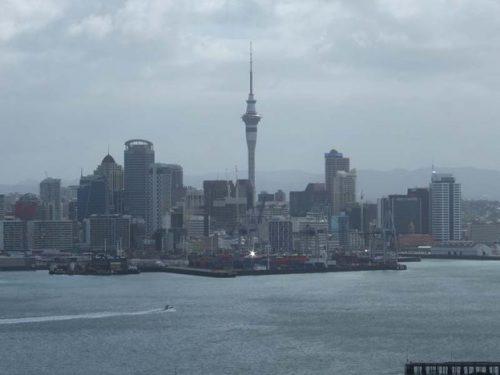 ☆【ニュージーランド2008】オークランド市街 (117枚)