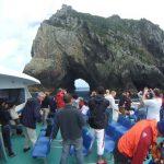 ☆【ニュージーランド2008】岩の洞窟クルーズ Hole in The Rock Cruise (116枚)