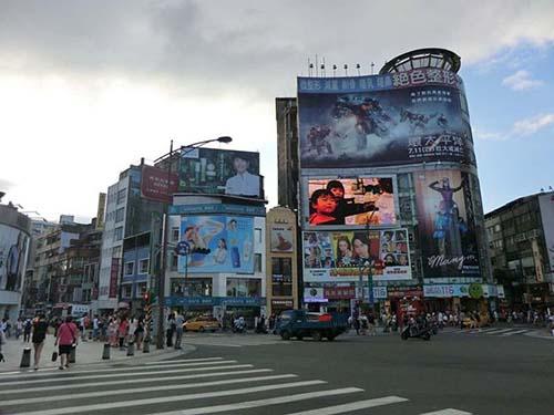 ☆【2013台北 台湾】東門と西門町(325枚)