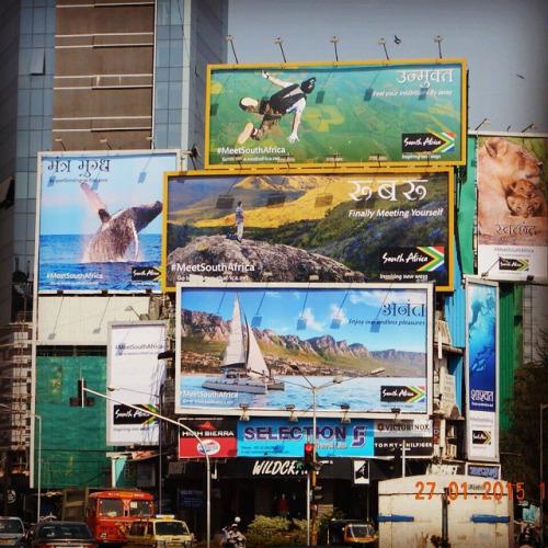 ☆【Week5 2015】海外広告 – OOH Billboard AD from SNS