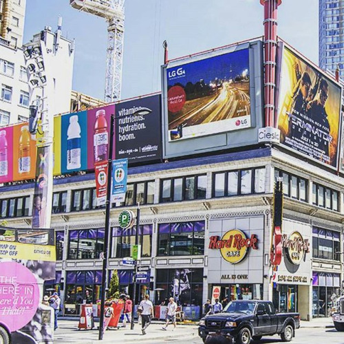☆【Week31 2015】海外広告 – OOH Billboard AD from SNS