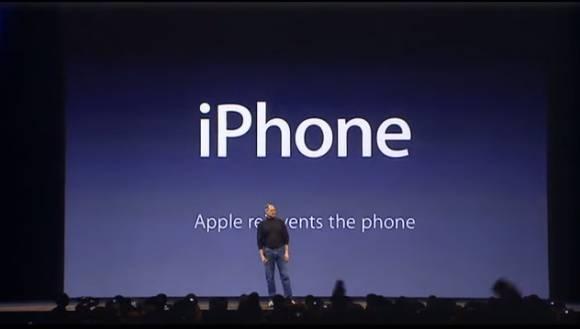 1月10日のトピック…9年前の今日初代iPhone発表、服にぬるだけ電子回路配線、竹田圭吾51歳で死去膵臓がん
