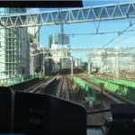 見慣れた街に新しい視界が広がる。山手線の運転席から眺める東京散歩。