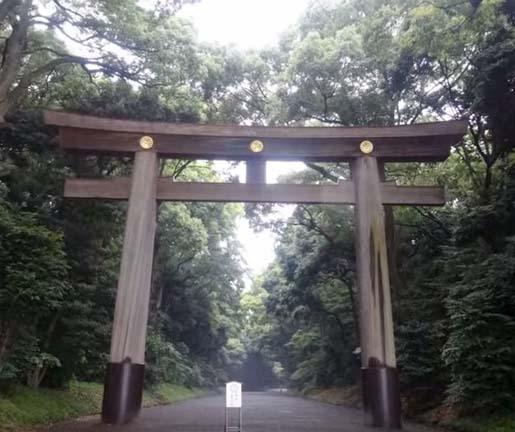 パワースポットをネットで参拝? 東京の神社スライドショー(1)