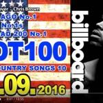 サビだけ【今週の音楽チャート】プレイリスト:Billboard Jan. 9, 2016