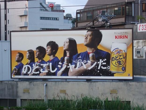 5年前の東京OOH交通広告<5月11日~5月31日>Tokyo AD 5yrs ago