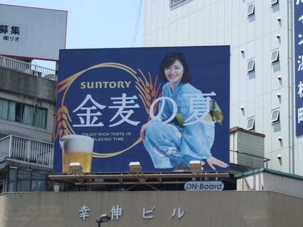 5年前の東京OOH交通広告<6月1日~6月14日>Tokyo AD 5yrs ago