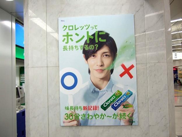 5年前の東京OOH交通広告<8月17日~8月23日>Tokyo AD 5yrs ago