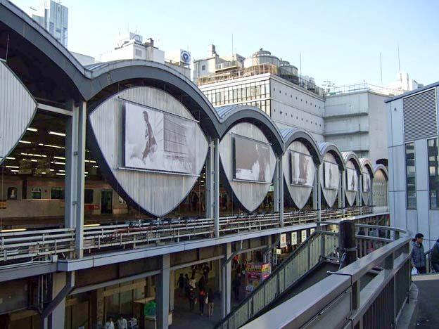 5年前の東京OOH交通広告<11月23日~11月29日>Tokyo AD 5yrs ago