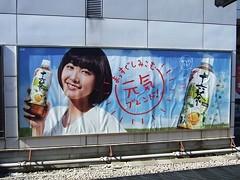 新垣結衣:Asahi/十六茶★2012年02月16日のつぶやき★