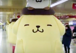 ポムポムプリン20周年!最新トレンドをチェック!!動画とスライドで見る東京広告【2016年 10週】