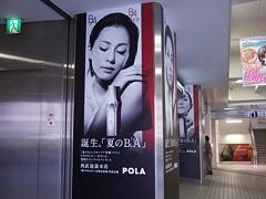 米倉涼子:誕生。「夏のB.A」POLA★2012年05月16日のつぶやき★