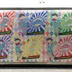 〈おそ松さん動画〉見る角度で絵が変わる広告登場!JR新宿駅広告ビルボード