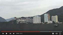 ☆【香港動画 2016】香港島:山道をゆく(25本)