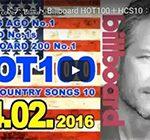 ☆日本・アジア・世界の週間音楽ランキング(Billboard April 2nd)