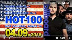 ☆日本・アジア・世界の週間音楽ランキング(Billboard April 9th)