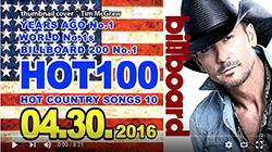 ☆日本・アジア・世界の週間音楽ランキング(Billboard April 30th)