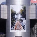 ☆今週の渋谷109ビルボード:Apple「iPhone6で撮影」