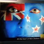 ameblo 旅行記番外編 ニュージーランドの屋外広告