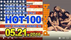 ☆日本・アジア・世界の週間音楽ランキング(Billboard May 21th)