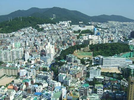 2010年9月の韓国・釜山の屋外広告OOH 1,107枚アップ