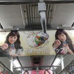 gooブログ 7月27日(水)のつぶやき:高畑充希 ウメッシュ(電車中吊広告)