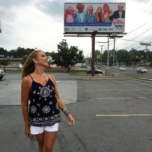 ameblo 世界の屋外広告なう(2016年8月14日)The World's billboards NOW