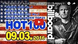 ☆日本・アジア・世界の週間音楽ランキング(Billboard Sep 3rd)