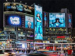 ☆サクッと【30秒動画】今日の海外ビルボード(Week45/Nov. 15, 2016)The World's billboards