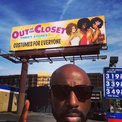 ameblo 世界の屋外広告なう(2016年10月28日)The World's billboards NOW
