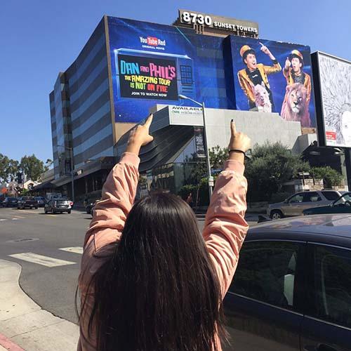 ameblo 世界の屋外広告なう(2016年10月21日)The World's billboards NOW