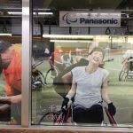 gooブログ 12月27日(火)のつぶやき:綾瀬はるか Panasonic パラリンピック(地下鉄電車マドシースルー広告)
