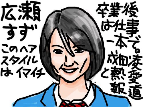 FC2ブログ 昭和のツッパリ女子風?広瀬すずが大原櫻子とソフトバンク新CM発表会見:01/16のツイートまとめ