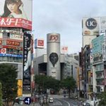 seesaaブログ 今週の渋谷109屋外広告:THE YELLOW MONKEY IS HERE